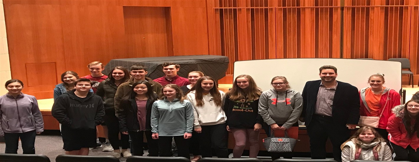 Voice Day at Bucknell University