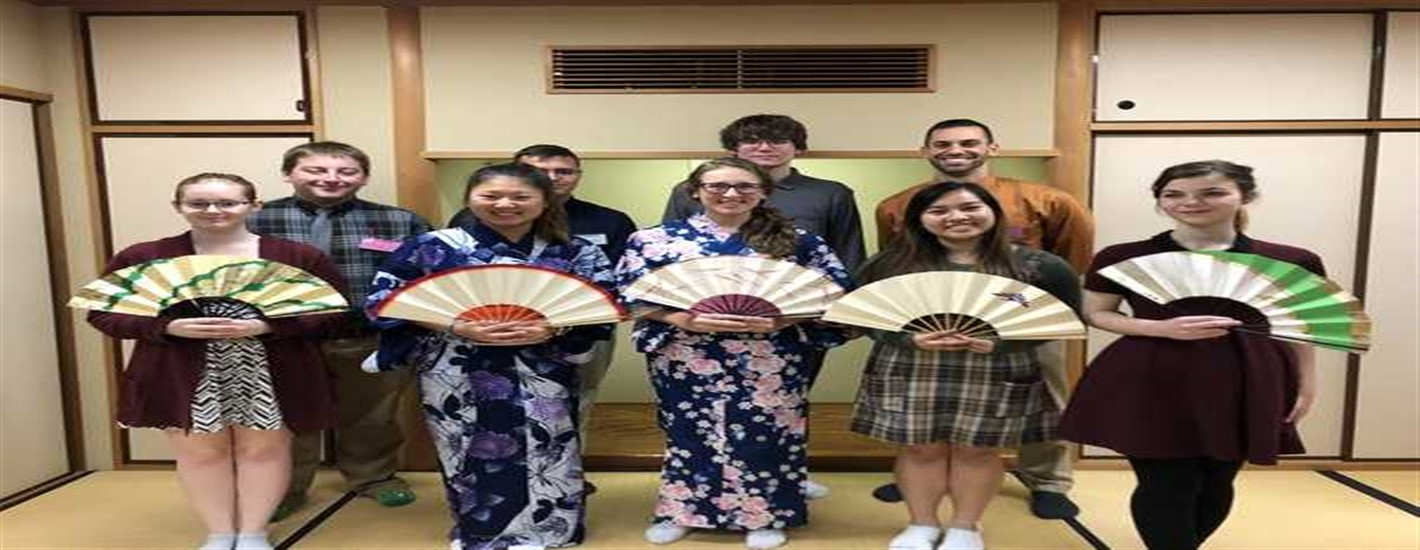 Senshu Cultural Exchange Program