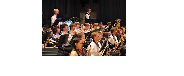 High School and 7 & 8th Grade Band Concert