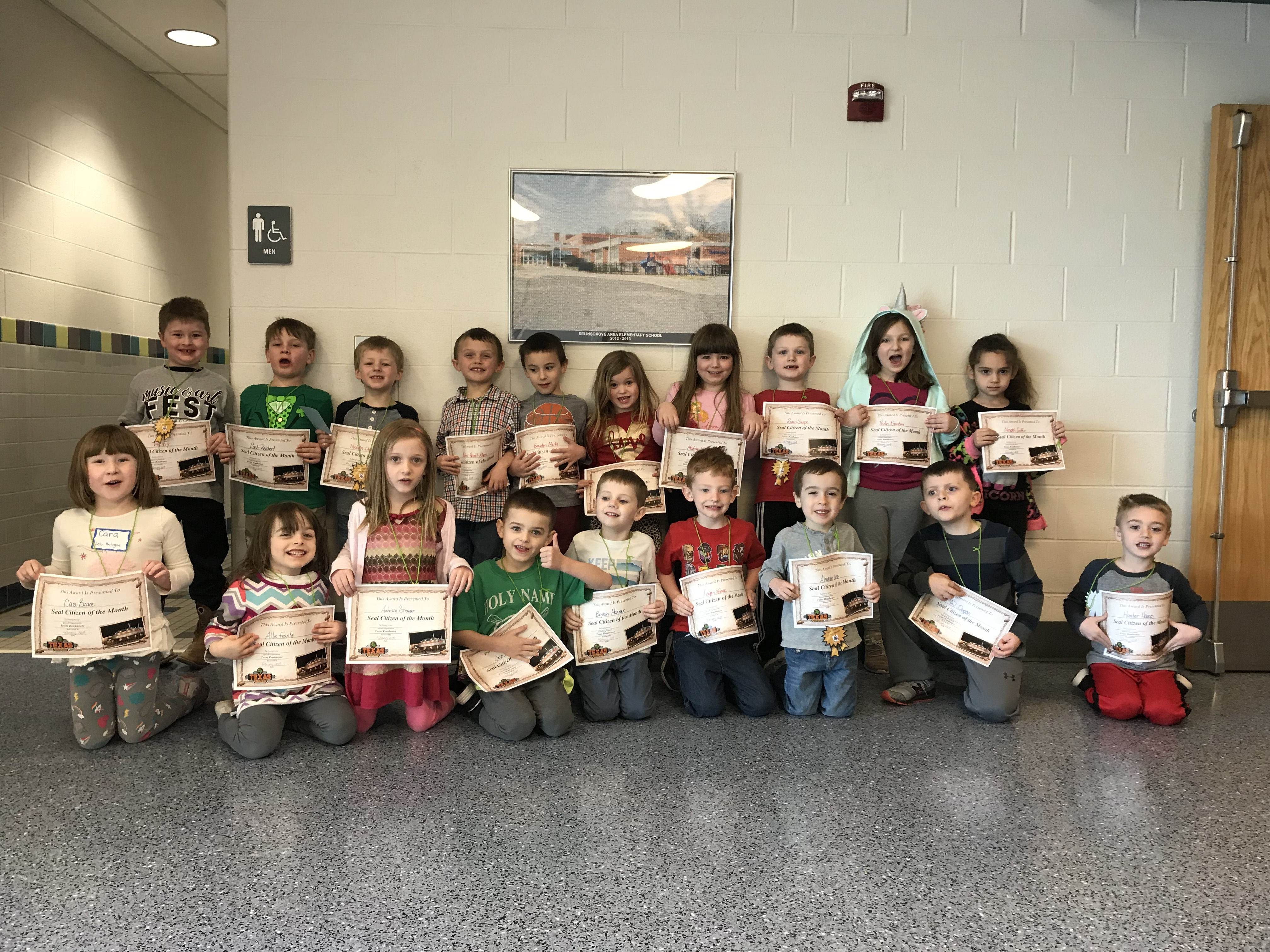 Kdg February Seal Citizen of the Month