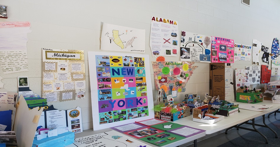 Grade 5 State Projects