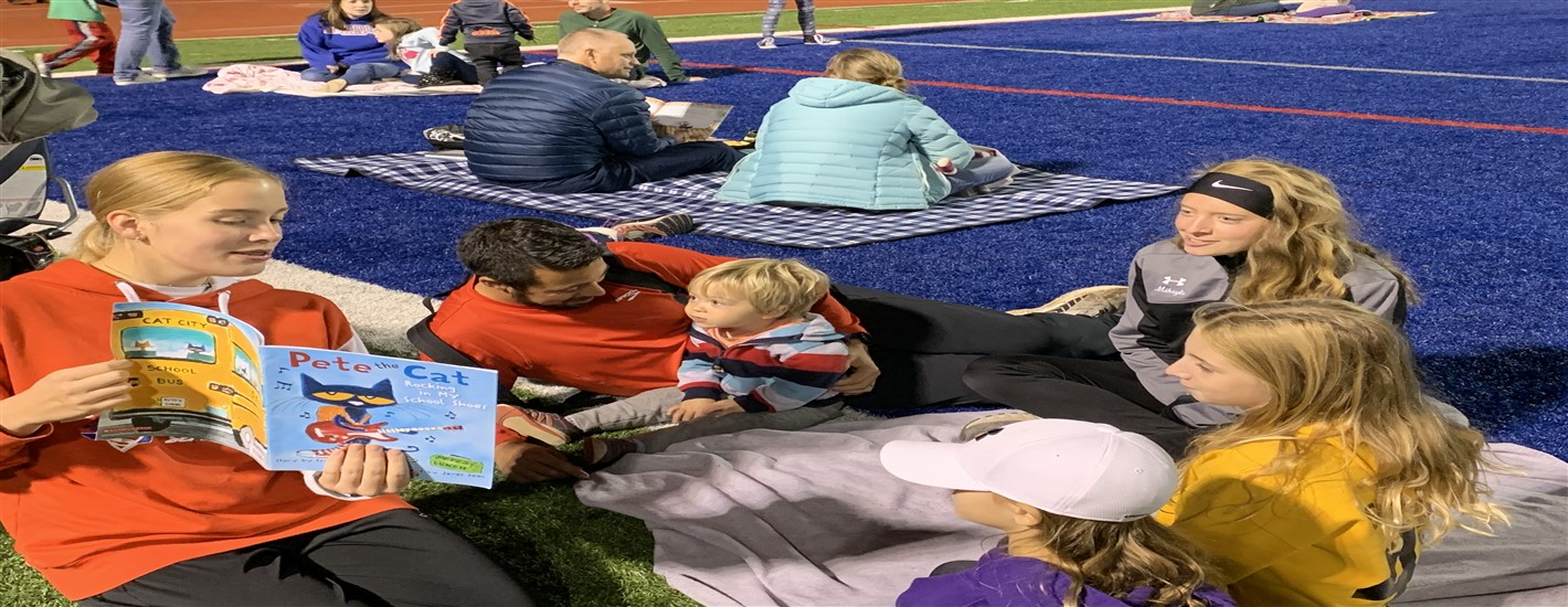 3rd Annual Literacy Under the Lights Night