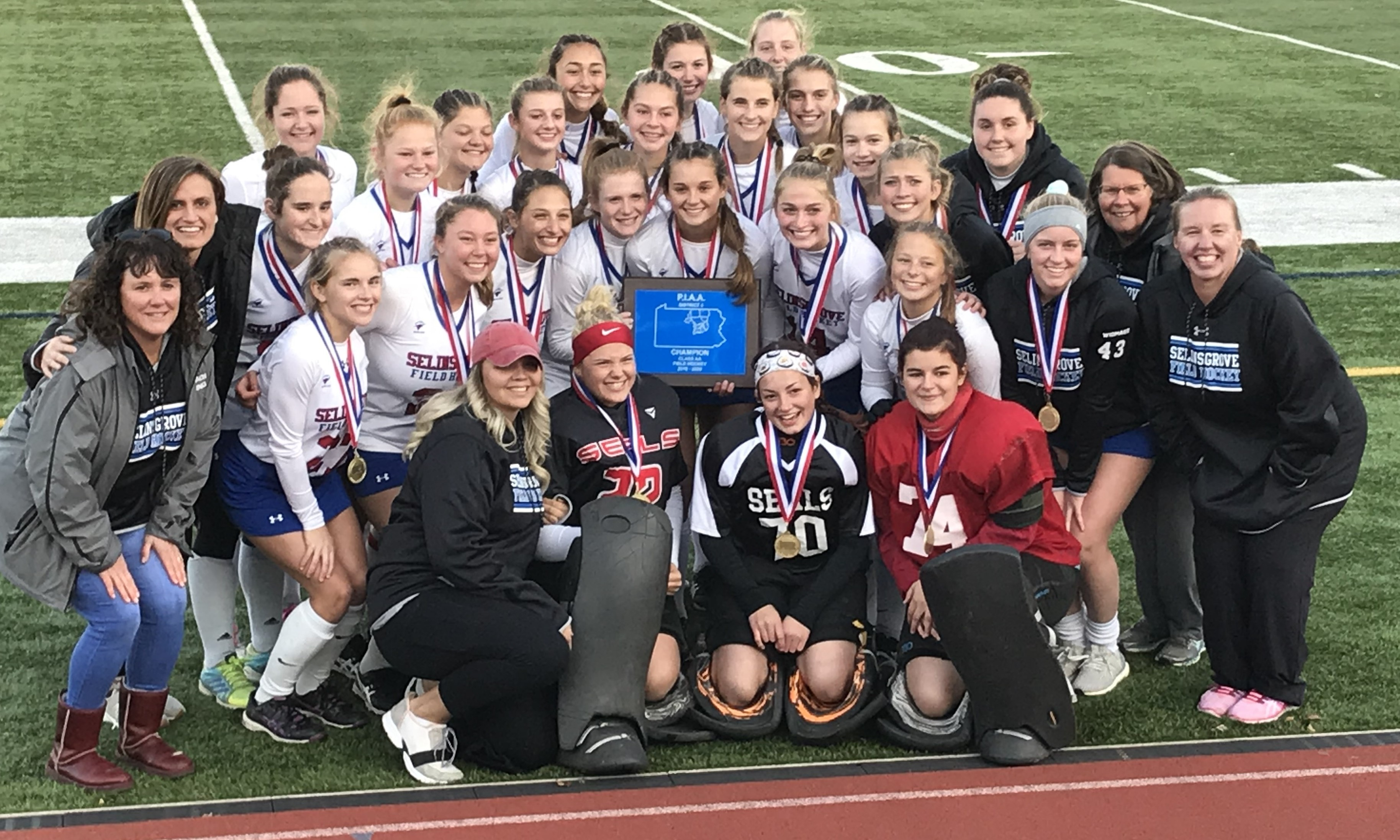 District 4 AA Field Hockey Champs!