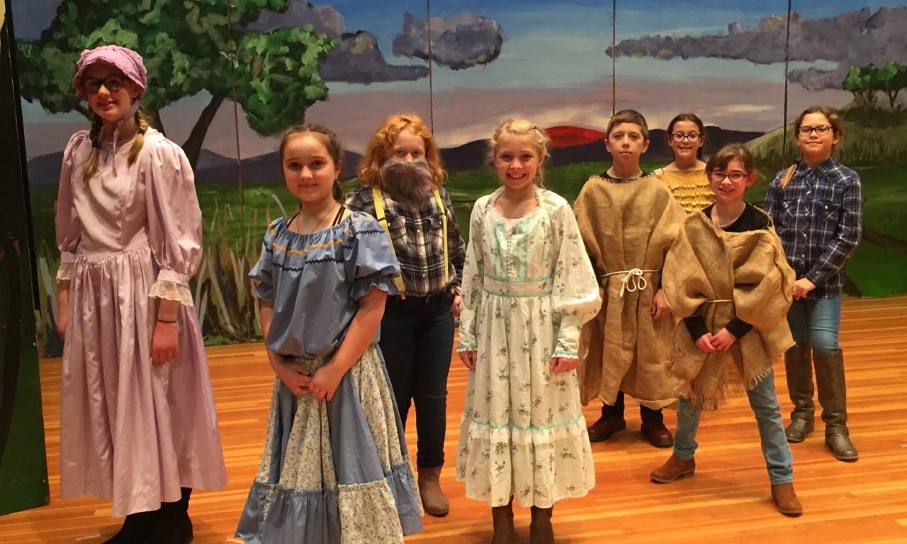 """5th Grade Musical """"Go West"""""""