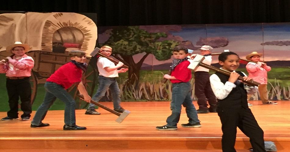 SAIS 5th Grade Musical