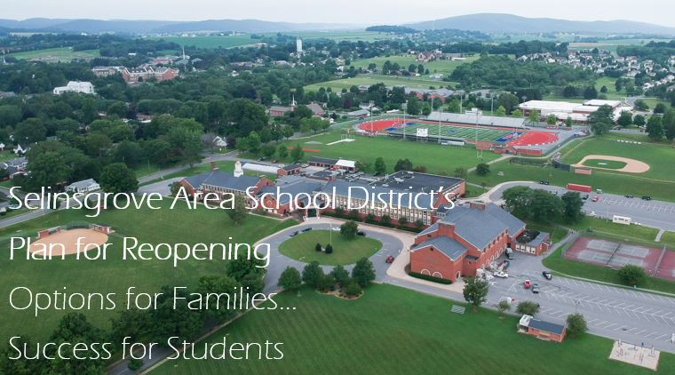 Selinsgrove Area School District's Plan for Reopening