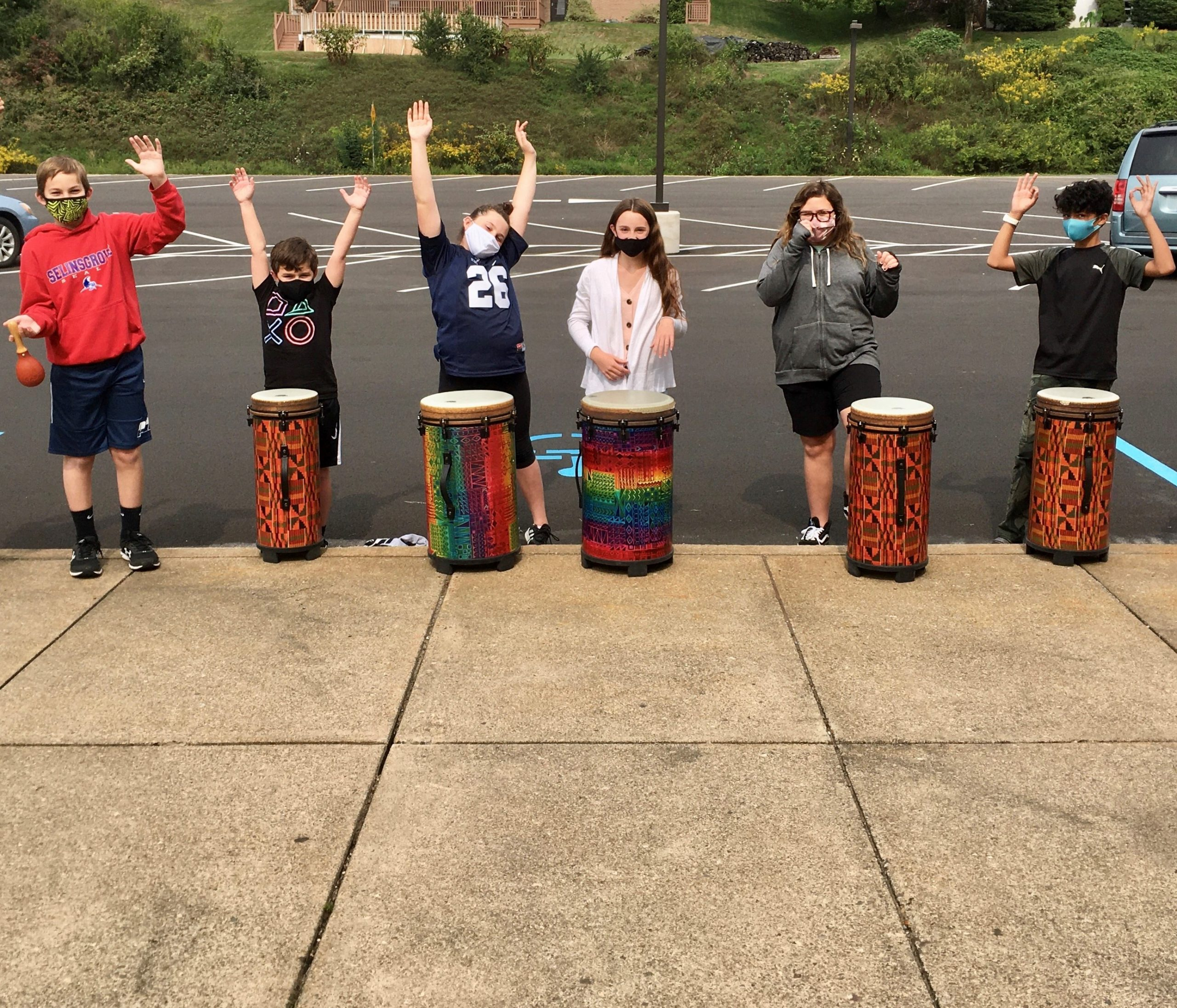 The Drum Beat Continues…