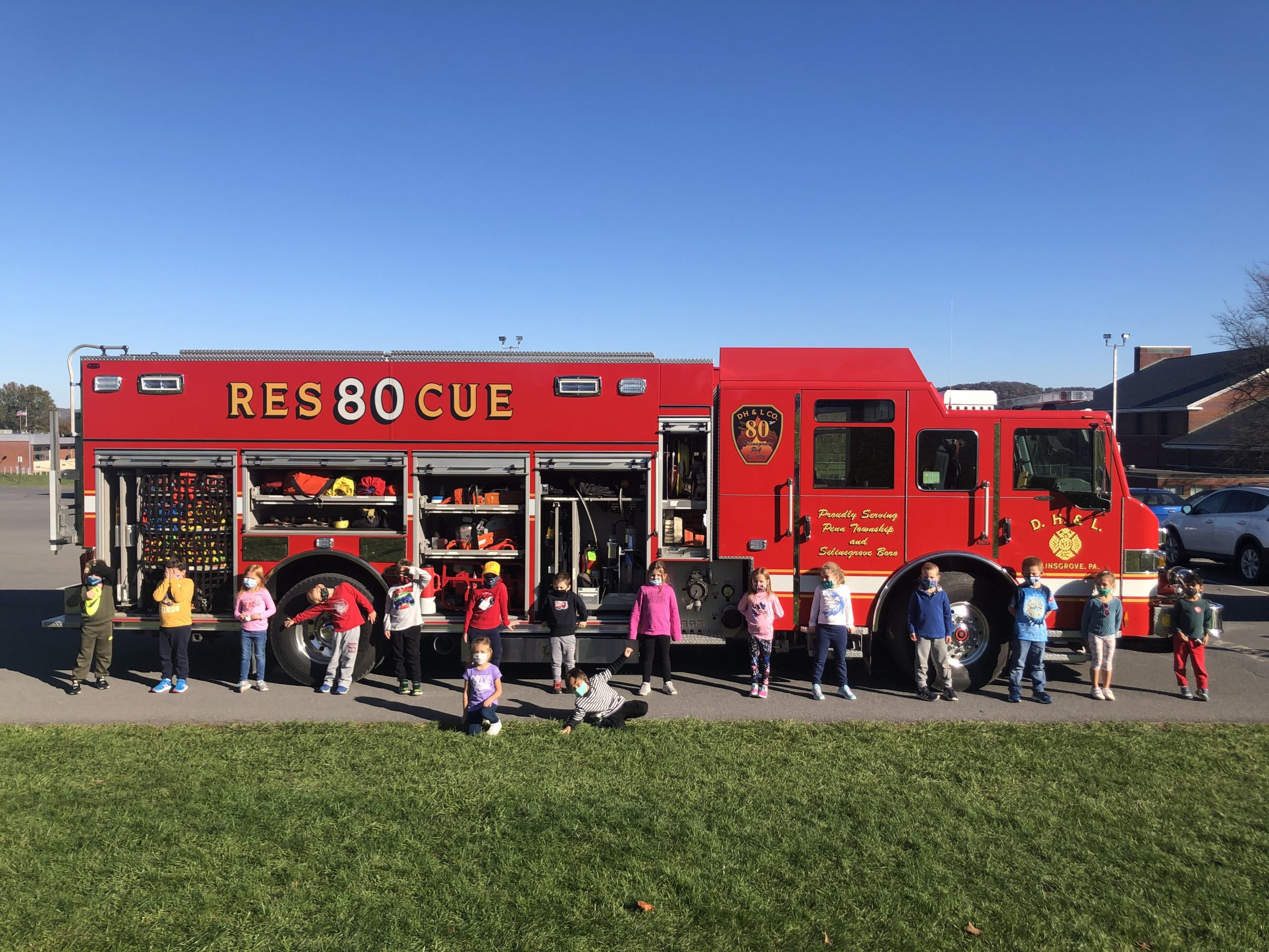 Fire Prevention Visit