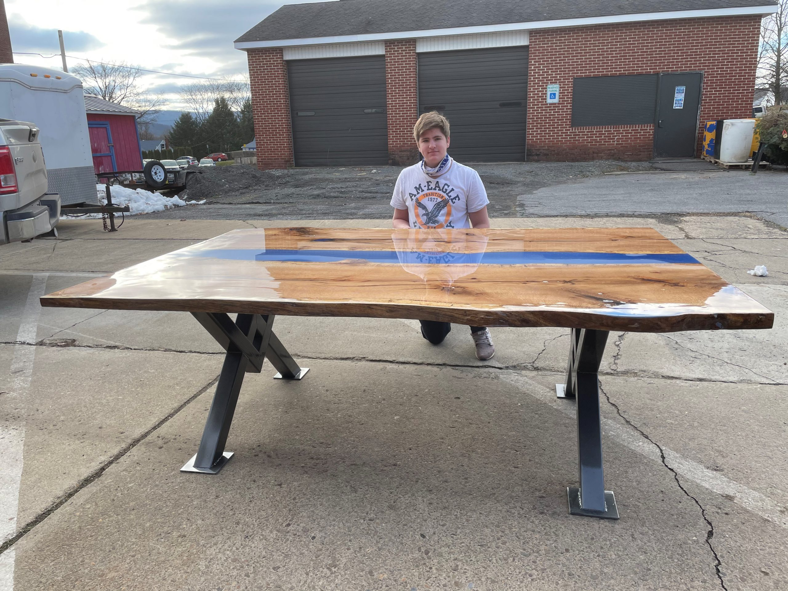Noah Ramer's River Flood Table