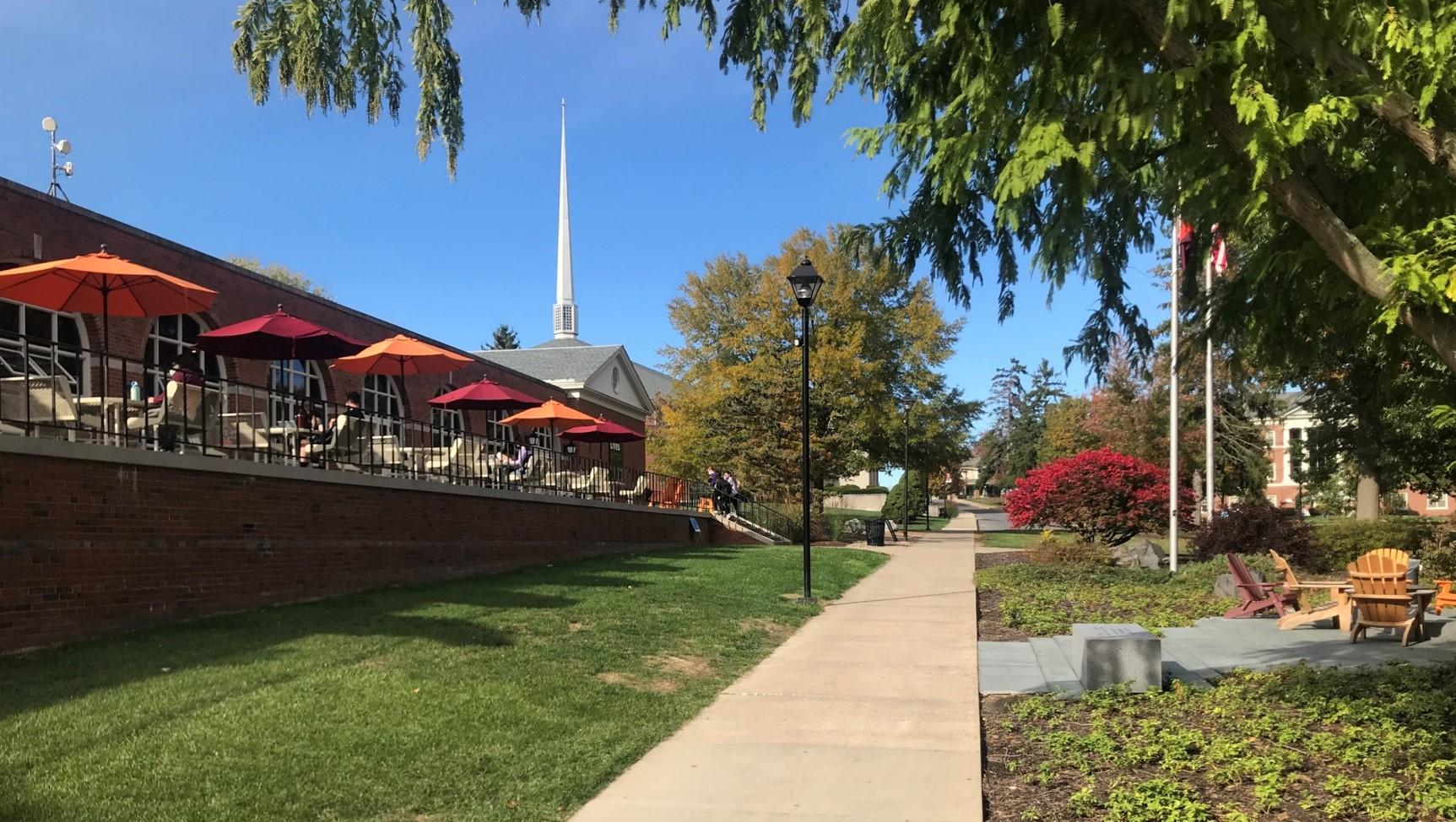 Degenstein Campus Center, Susquehanna University