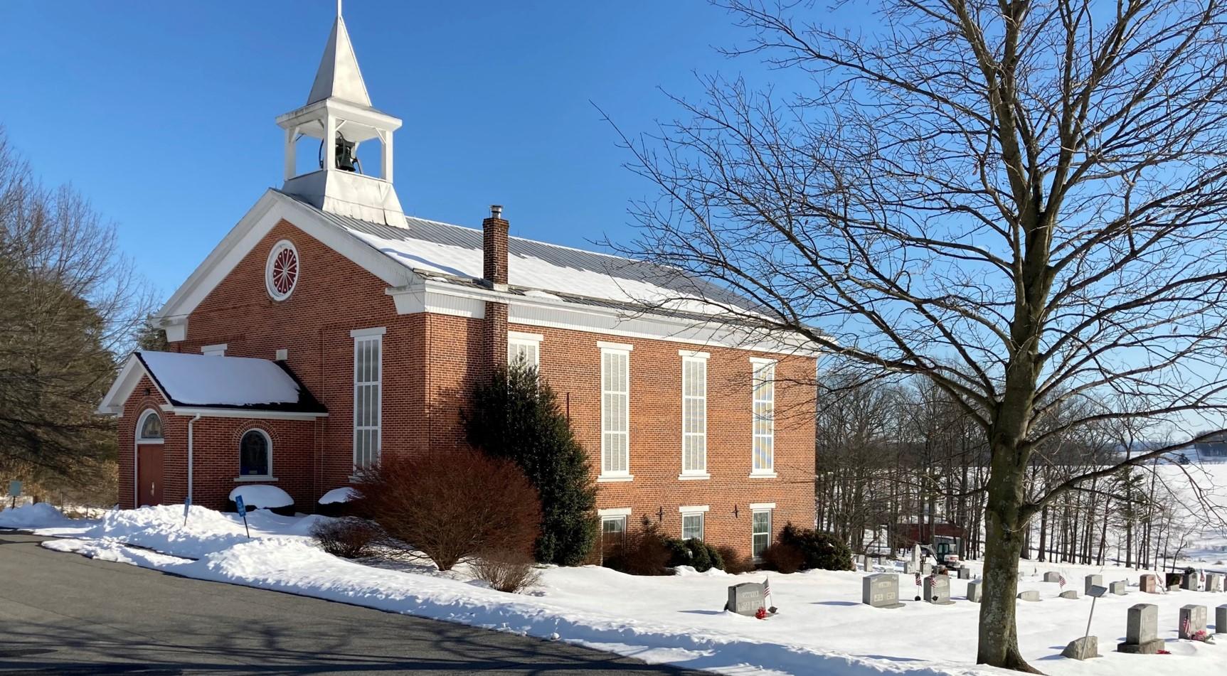 Grubb's Church, Chapman Township