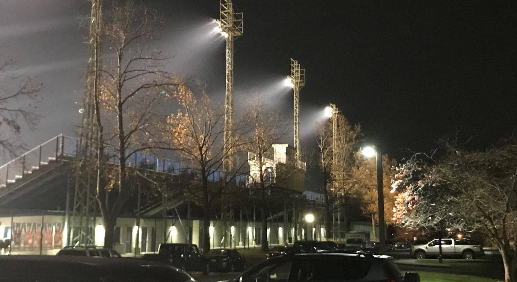 Friday Night Lights, Harold L. Bolig Stadium