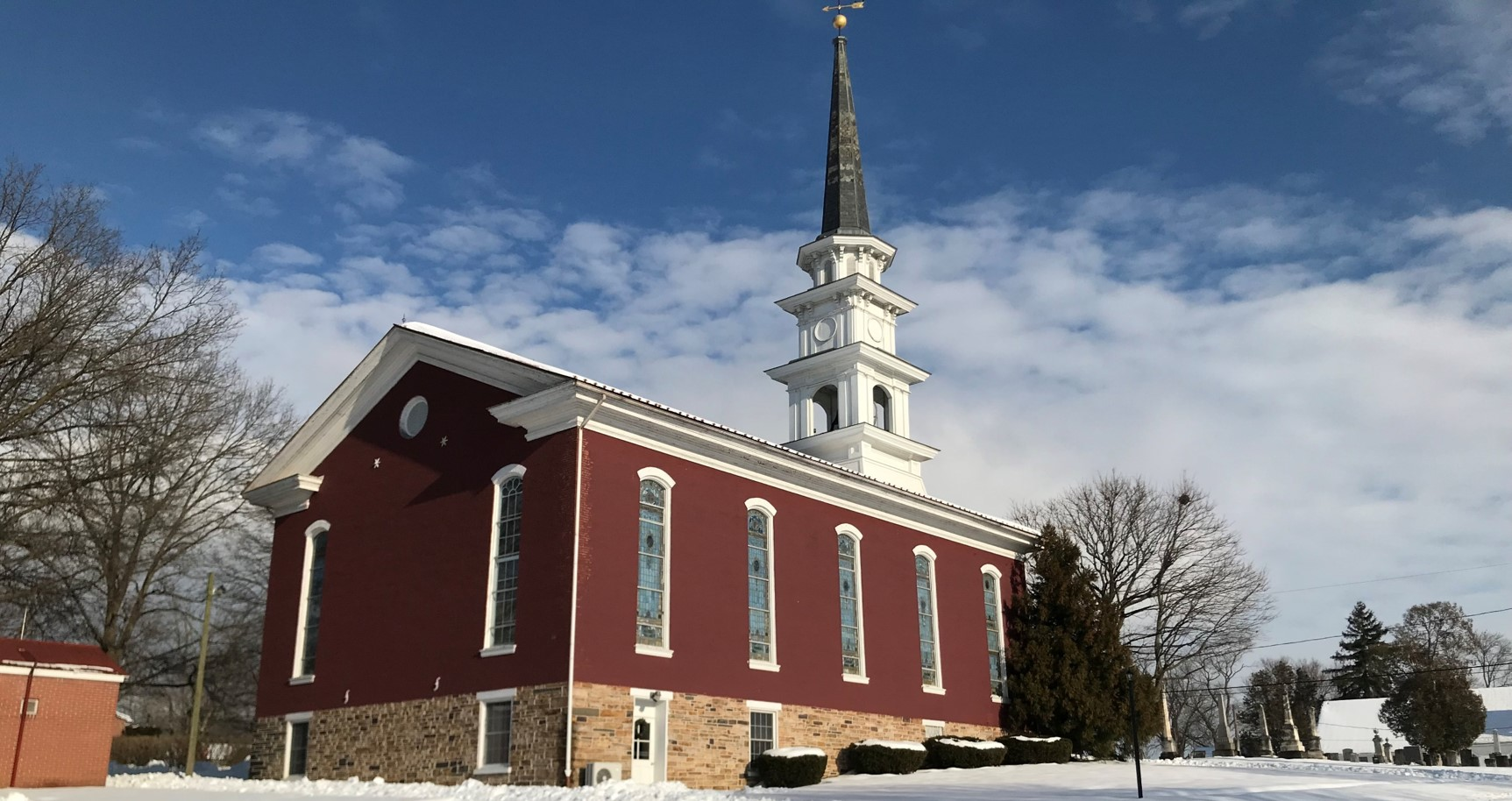 St. Peter's Lutheran Church, Freeburg