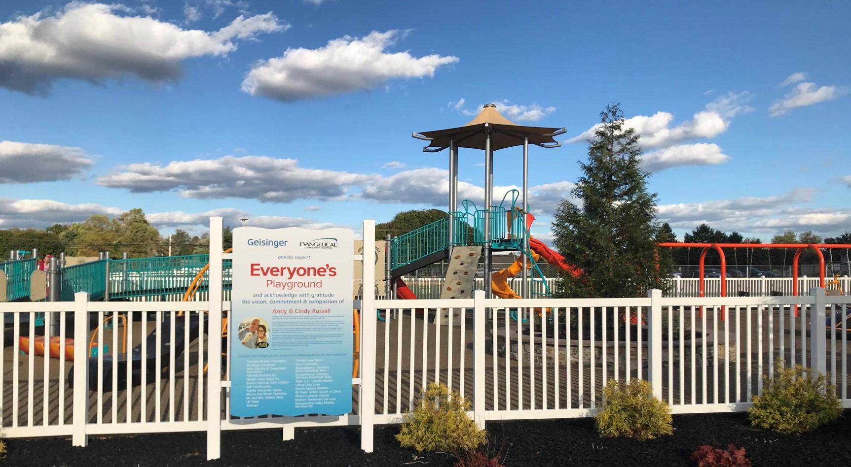 Everyone's Playground, Penn Township